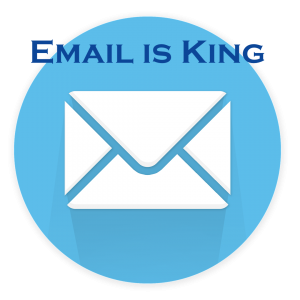 EMail is King Use of EMail to Communicate with Patients | Healthcare and Medical Internet Marketing