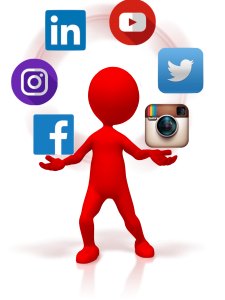 Managing Multiple Social Media Accocunts Successfully | Healthcare and Medical Internet Marketing
