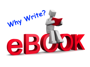 Why Write EBook