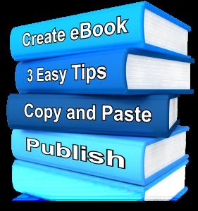 Copy and Paste eBook