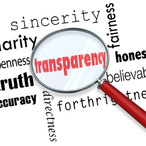 Use Transparency to Engage Your Patients | Healthcare and Medical Internet Marketing