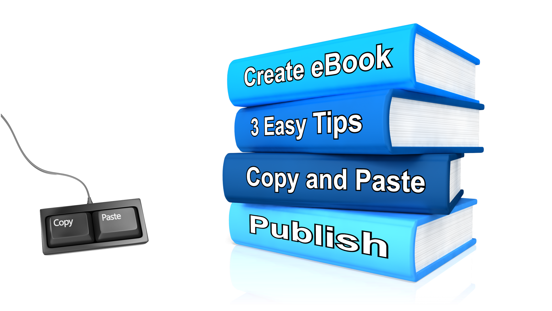 Quick and easy tips to writing your ebook healthcare for In this house copy and paste