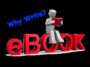 Why Write EBook