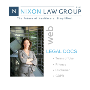 Carrie Nixon | Nixon Law Group | Privacy Policy | Healthcare Attorney